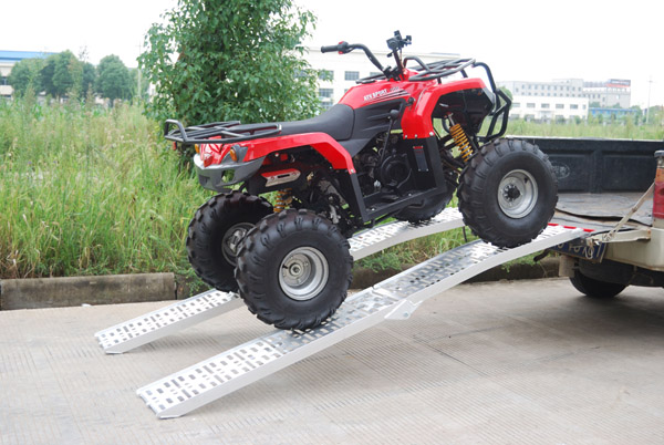 ATV LOADING RAMP 611