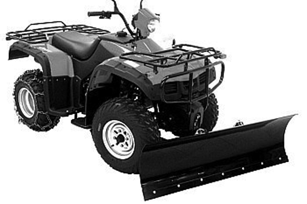 ATV/UTV Snow Plower